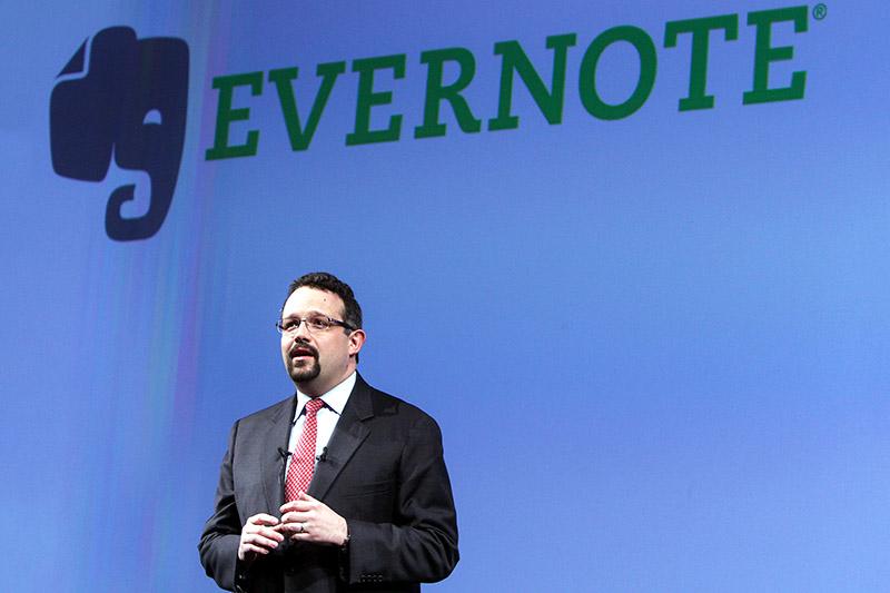 Сооснователь компании Evernote Фил Либин
