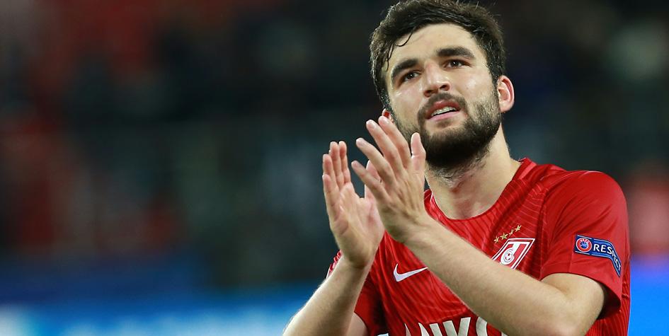 «Спартак» потерял футболиста основного состава в первом матче года