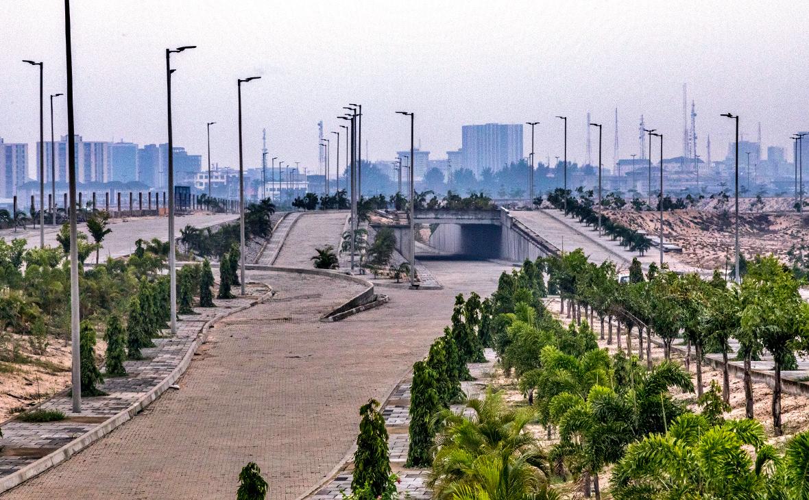 Eko Atlantic, Нигерия
