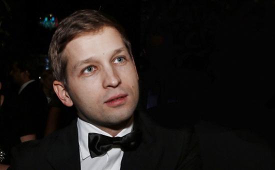 Новый глава Росимущества Дмитрий Пристансков. Ноябрь 2012 года