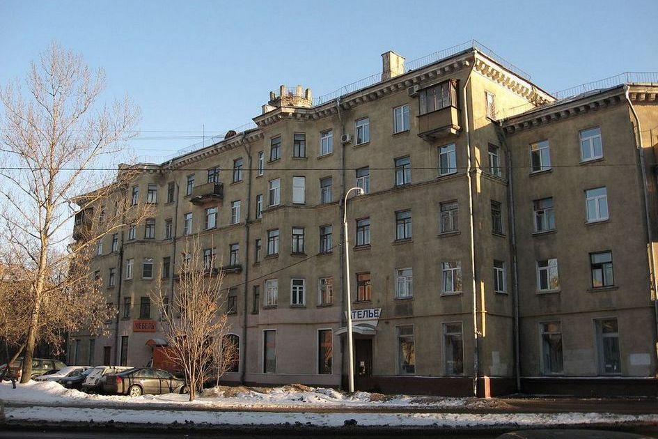 Улица Боженко, 14, корп. 1