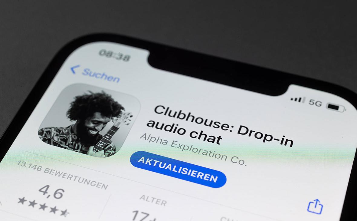 Аудитория Clubhouse в России за неделю выросла почти в 20 раз