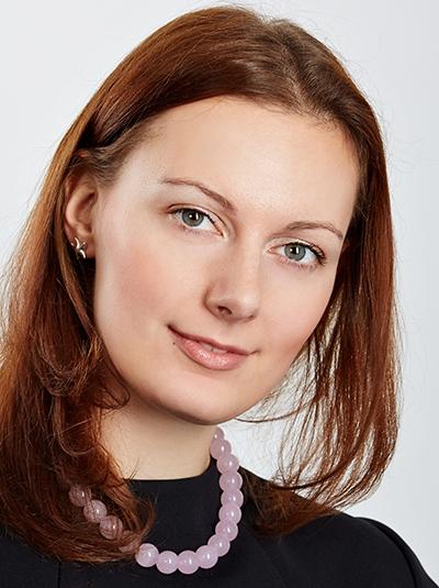 Анна Данченок