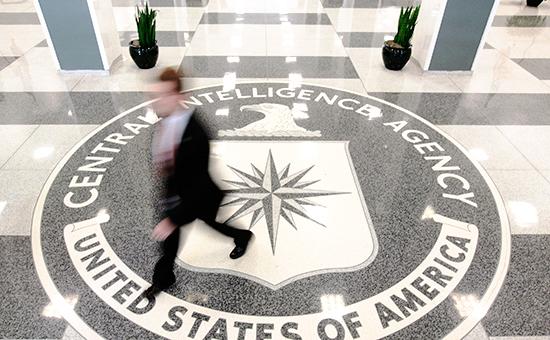 В здании ЦРУ