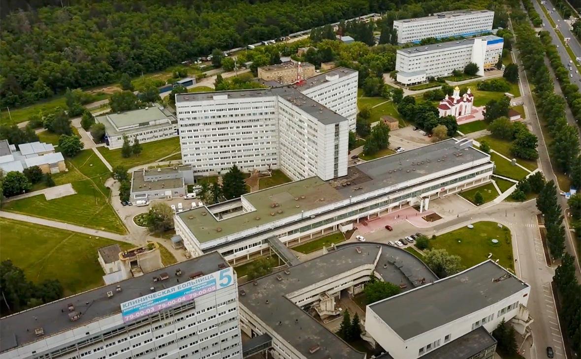 Тольяттинская городская клиническая больница №5