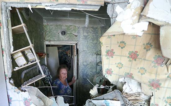 В ДНР заявили об обстреле Донецка из неподконтрольных Киеву «Градов»
