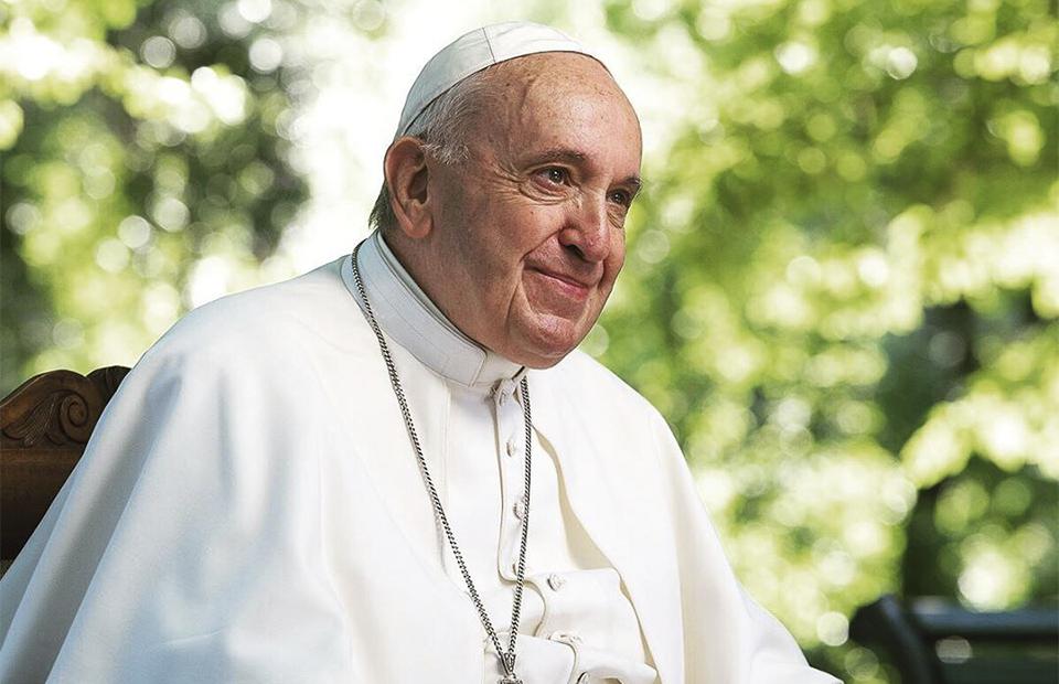 Папа римский призвал католиков «бросить троллинг» в Великий пост :: Репост :: РБК Стиль