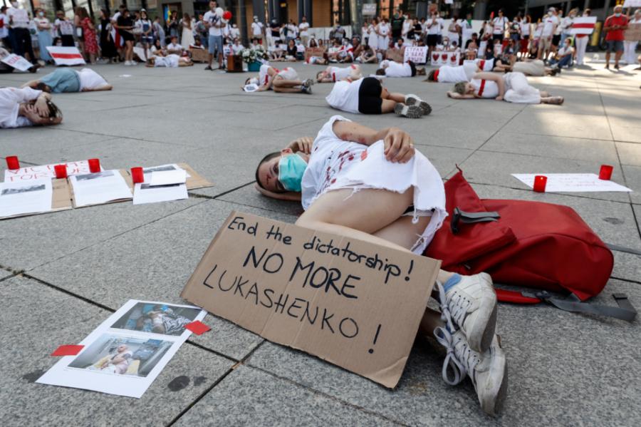 Фото:Felipe Trueba / EPA / ТАСС