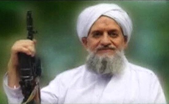 Лидер «Аль-Каиды» Айман аль-Завахири