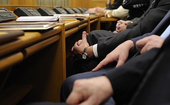 Собрание Счетной палаты