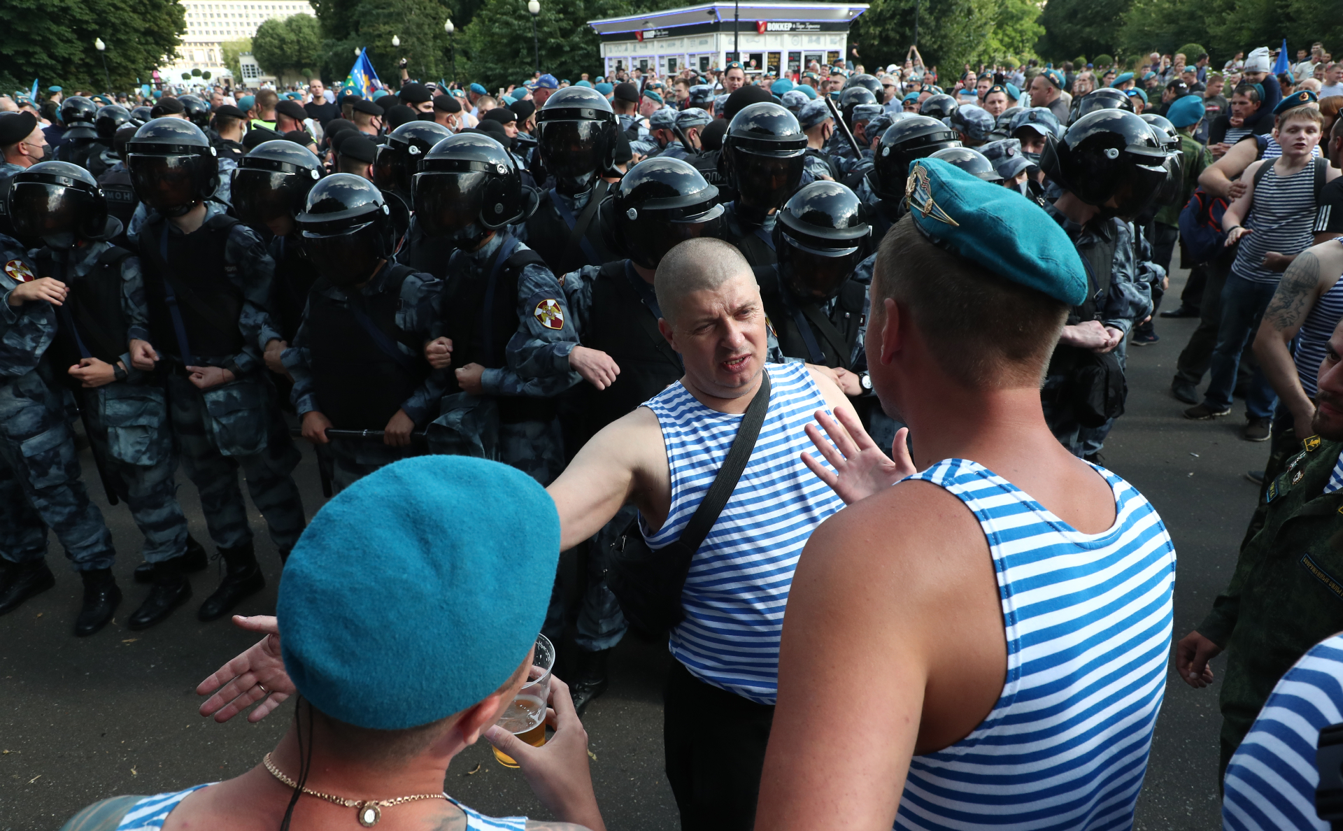 Фото:Андрей Любимов / РБК
