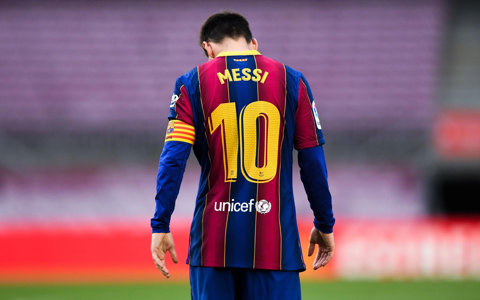 Фото: Лионель Месси (David Ramos/Getty Images)