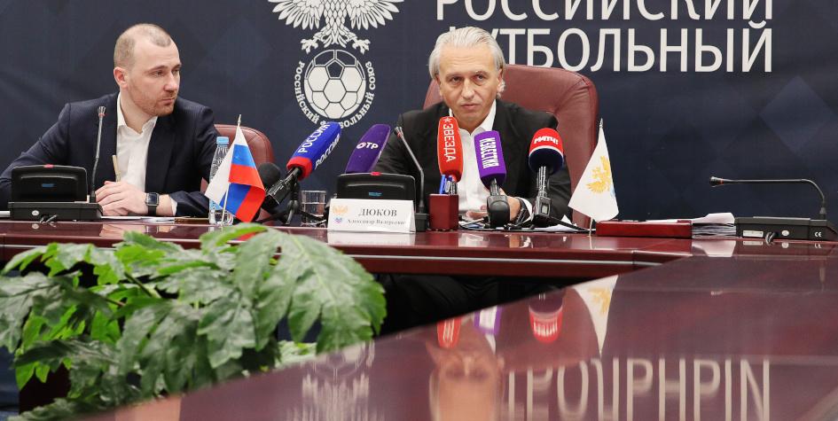 Фото: Кирилл Мельников и Александр Дюков (Фото: ТАСС)