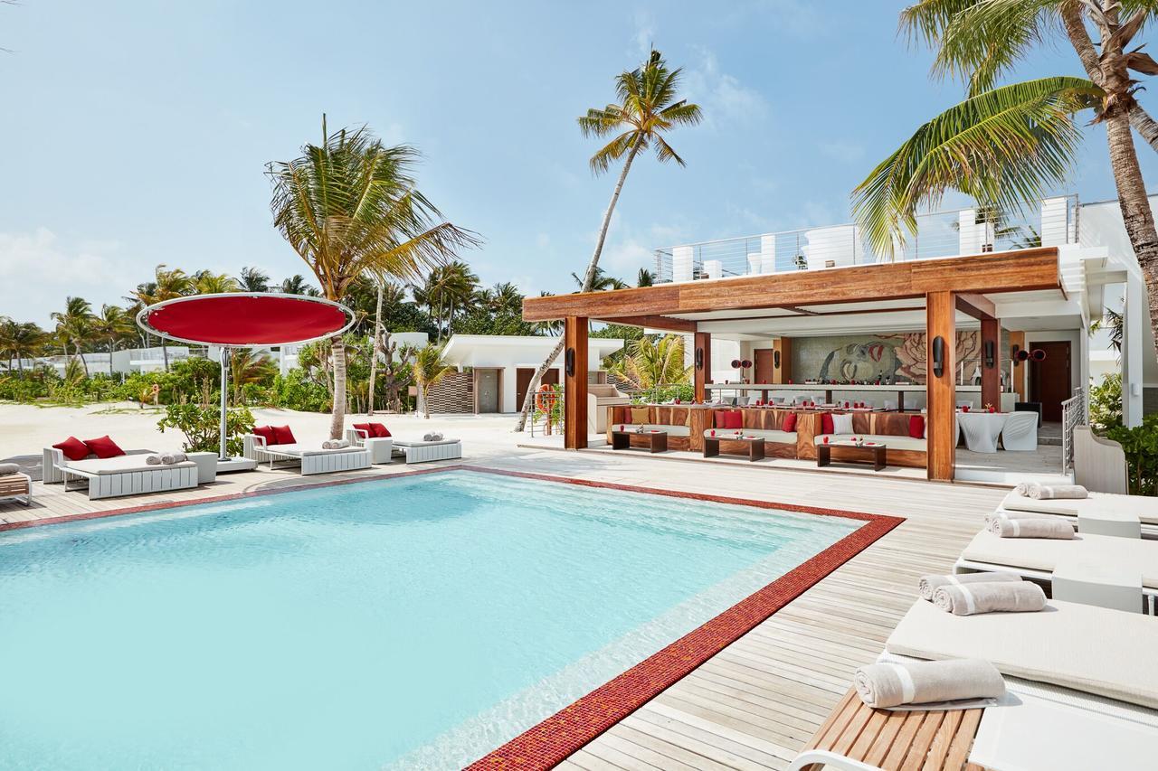 Как на яхте. LUX* North Male Atoll Resort & Villas (Мальдивы)