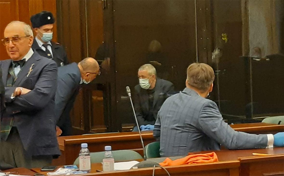 Фото: пресс-служба Мосгорсуда