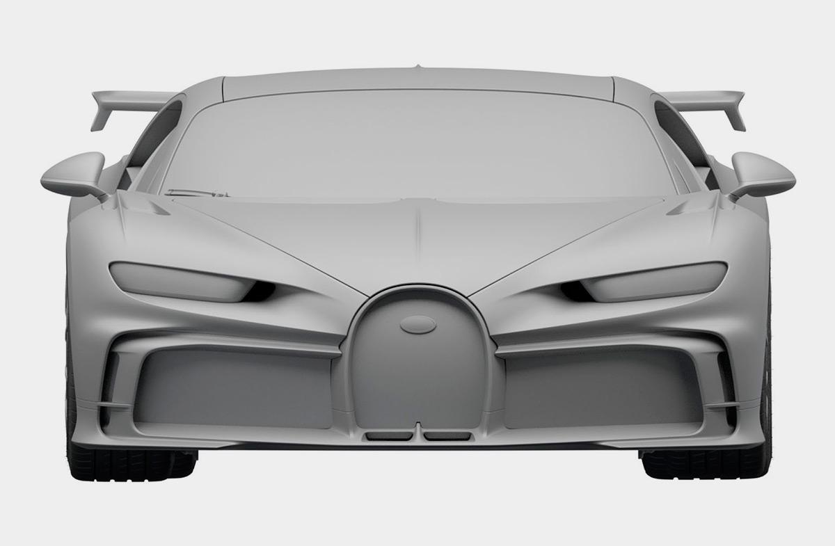 Спецверсия гиперкара Chiron под названием Pur Sport представляет собой существенно модернизированный вариант купе с облегченной конструкцией