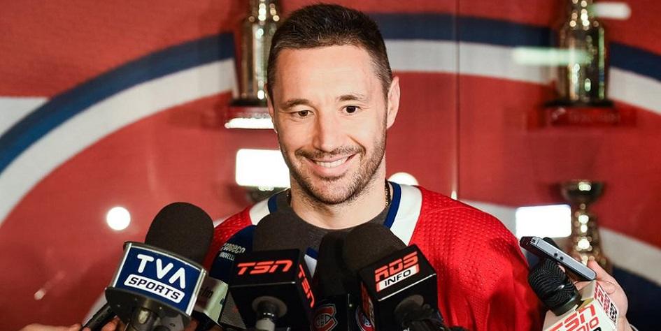 Илья Ковальчук после перерыва в 2,5 года вернулся в КХЛ :: Хоккей :: РБК Спорт