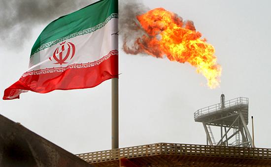 Нефтяное месторождение Soroush, Иран