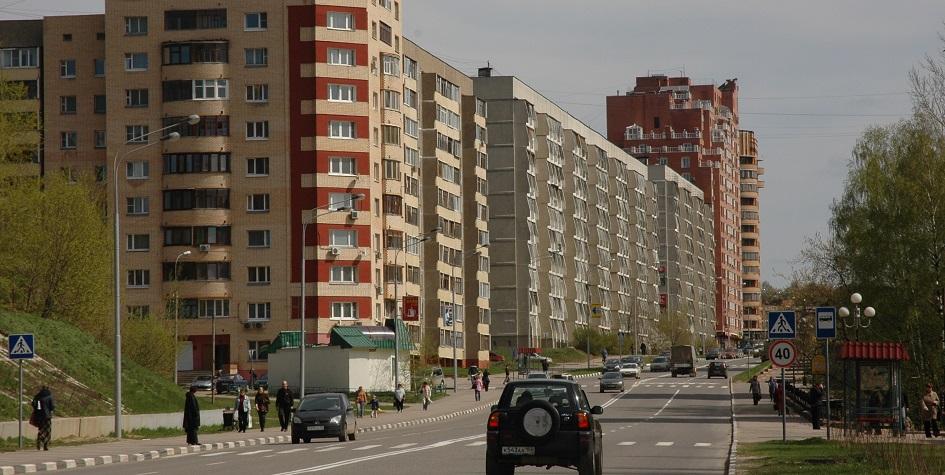 Город Дзержинский, Московская область