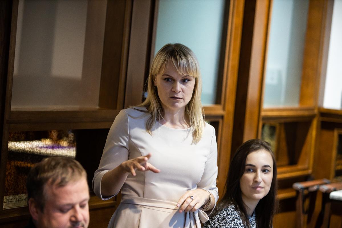 Фото:Заместитель руководителя РБК Калининград Дина Грешнюк