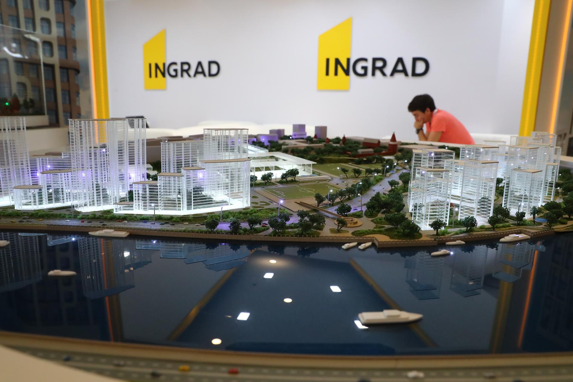 В 2020 году «Инград» купил площадку «Гелиймаша», которую ранее хотел застроить Сергей Полонский