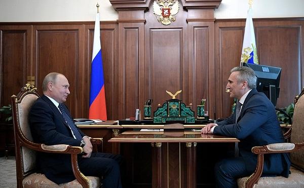 Фото: с сайта kremlin.ru