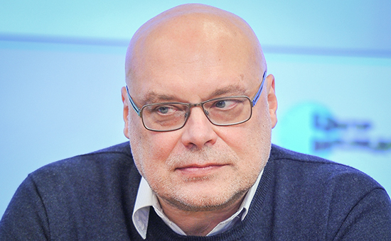 Гендиректор ИД «Коммерсантъ» Павел Филенков