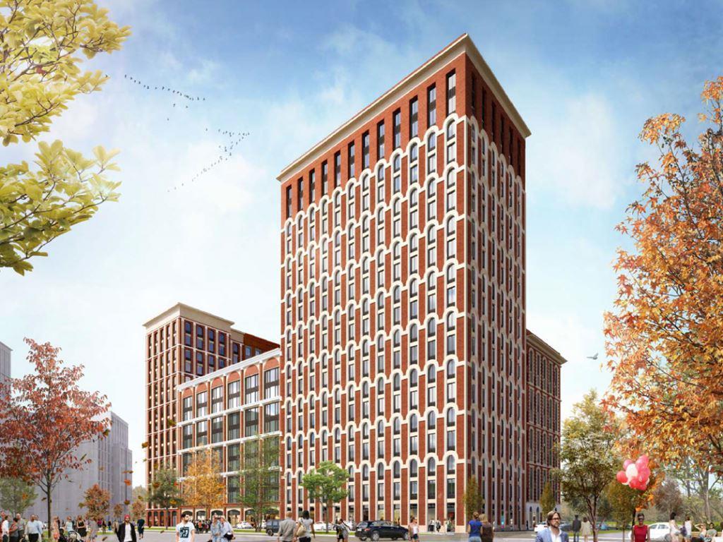 Фото:Комплекс градостроительной политики и строительства Москвы