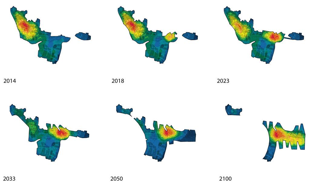 План развития города до2033 года