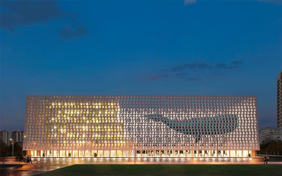 Из портфолио архитектурного бюро Megabudka: конкурсный проект на дизайнерский кластер в Китае