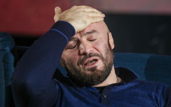 Фото: Магомед Исмаилов (Фото: Валерий Шарифулин/ТАСС)