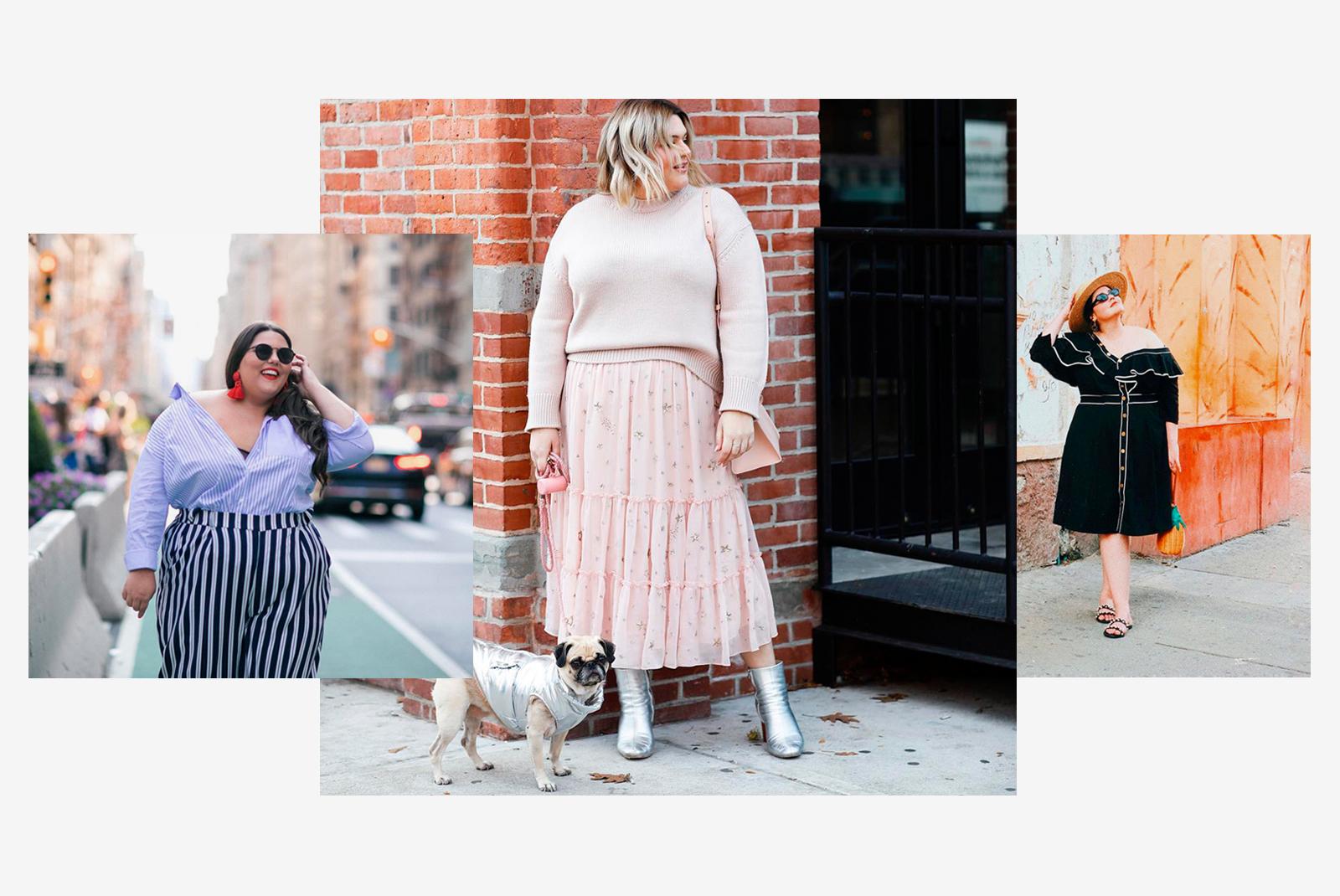 1ec62124ba9 9 модных Instagram-блогеров plus size, которые вдохновляют :: Мода :: РБК  Pink