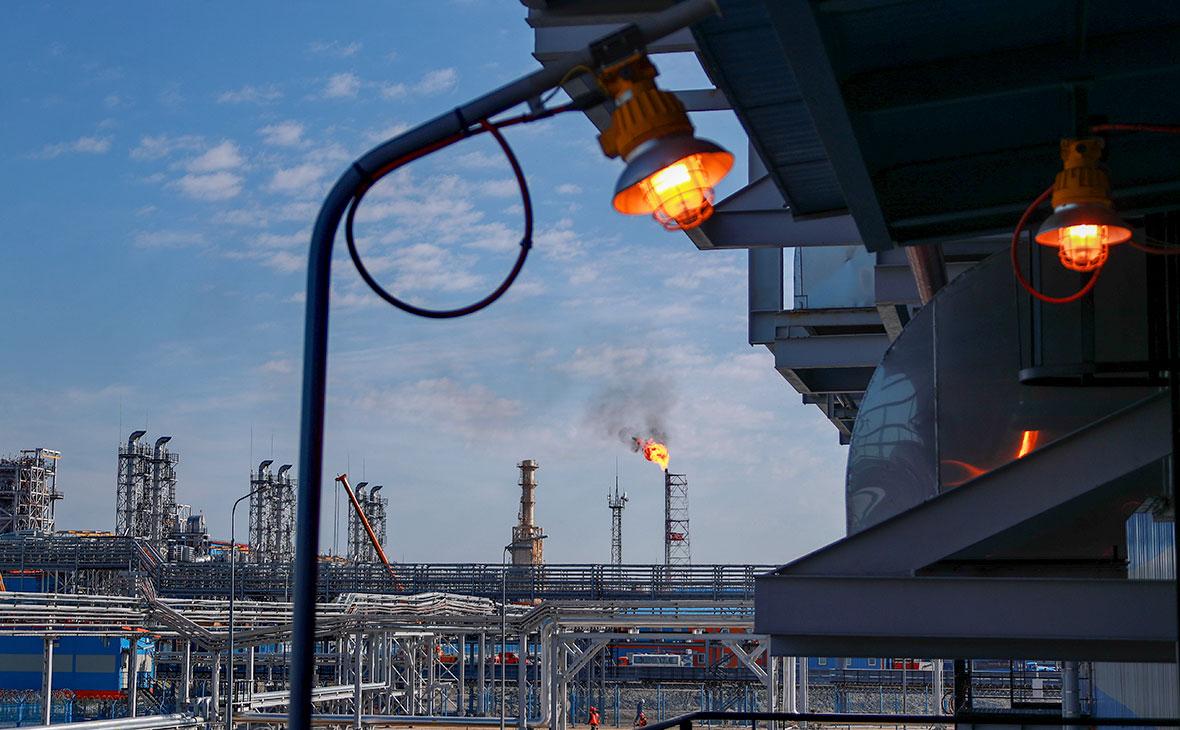 Строительство второй и третьей очереди завода «Ямал СПГ»
