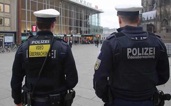 Полиция, Кельн