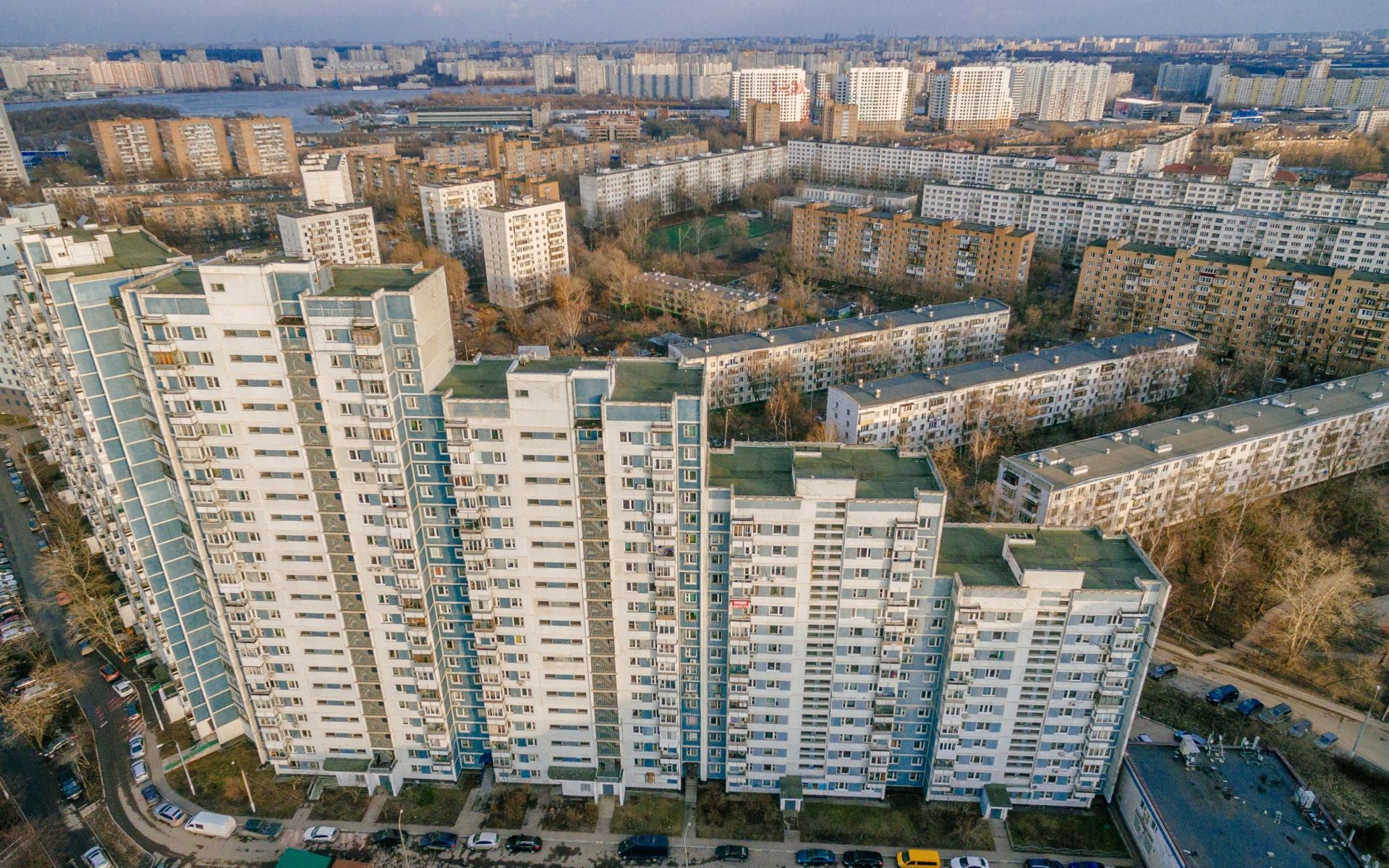 Самое дорогое строящееся жилье сконцентрировано в Москве