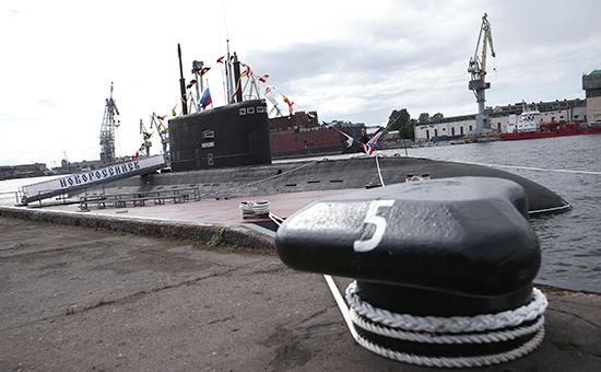 Подводная лодка «Новороссийск»
