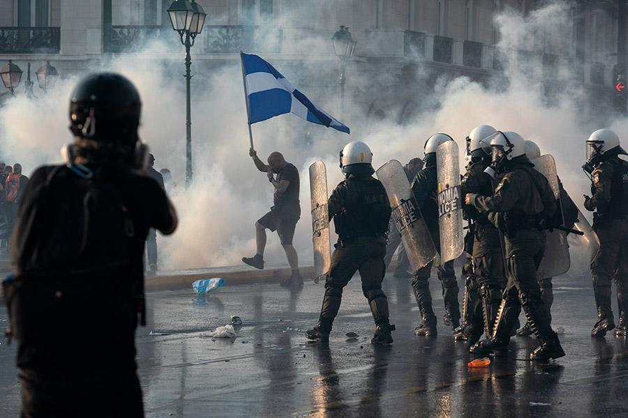 Фото:Yorgos Karahalis / AP