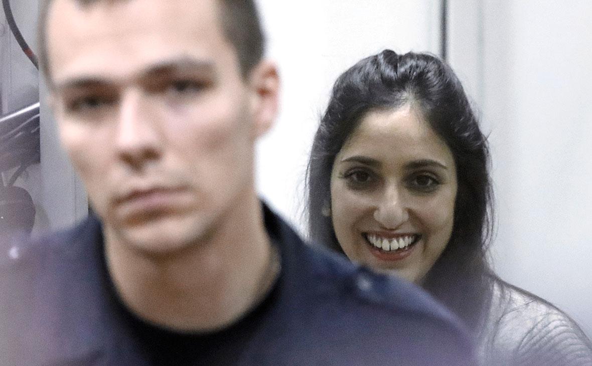 Что стоит за помилованием израильской наркоманки