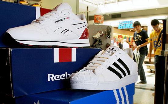 Азиатские инвесторы хотят выкупить у Adidas бренд Reebok    Бизнес    РБК 853e486765a12