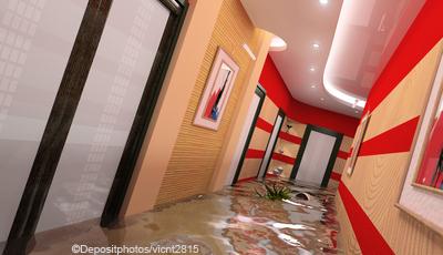 затопили квартиру судебная практика