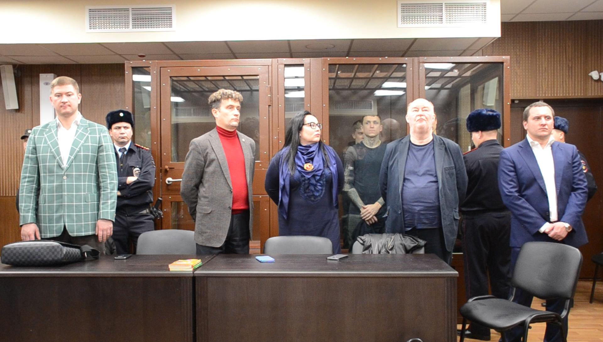 Видео:Тверской районный суд