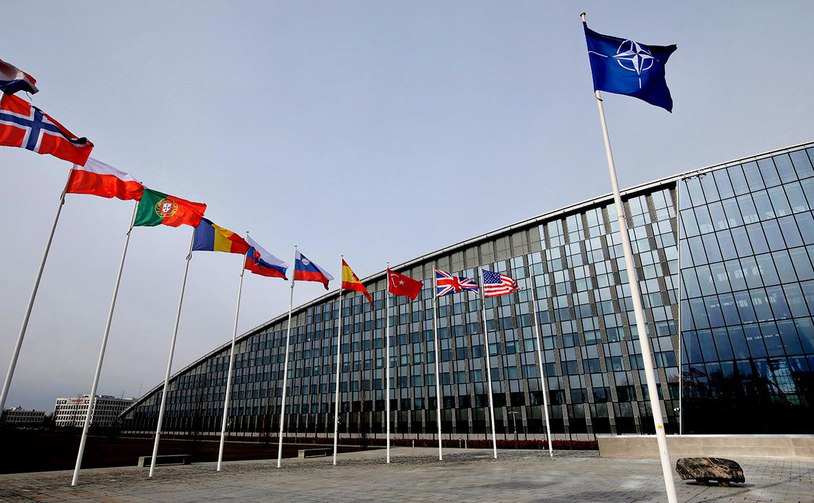 Штаб-квартира НАТО в Брюсселе, Бельгия