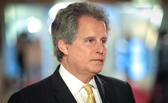 Первый заместитель управляющего директора Международного валютного фонда Дэвид Липтон