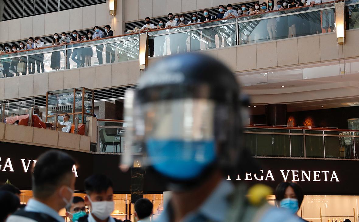 Фото: Tyrone Siu / Reuters