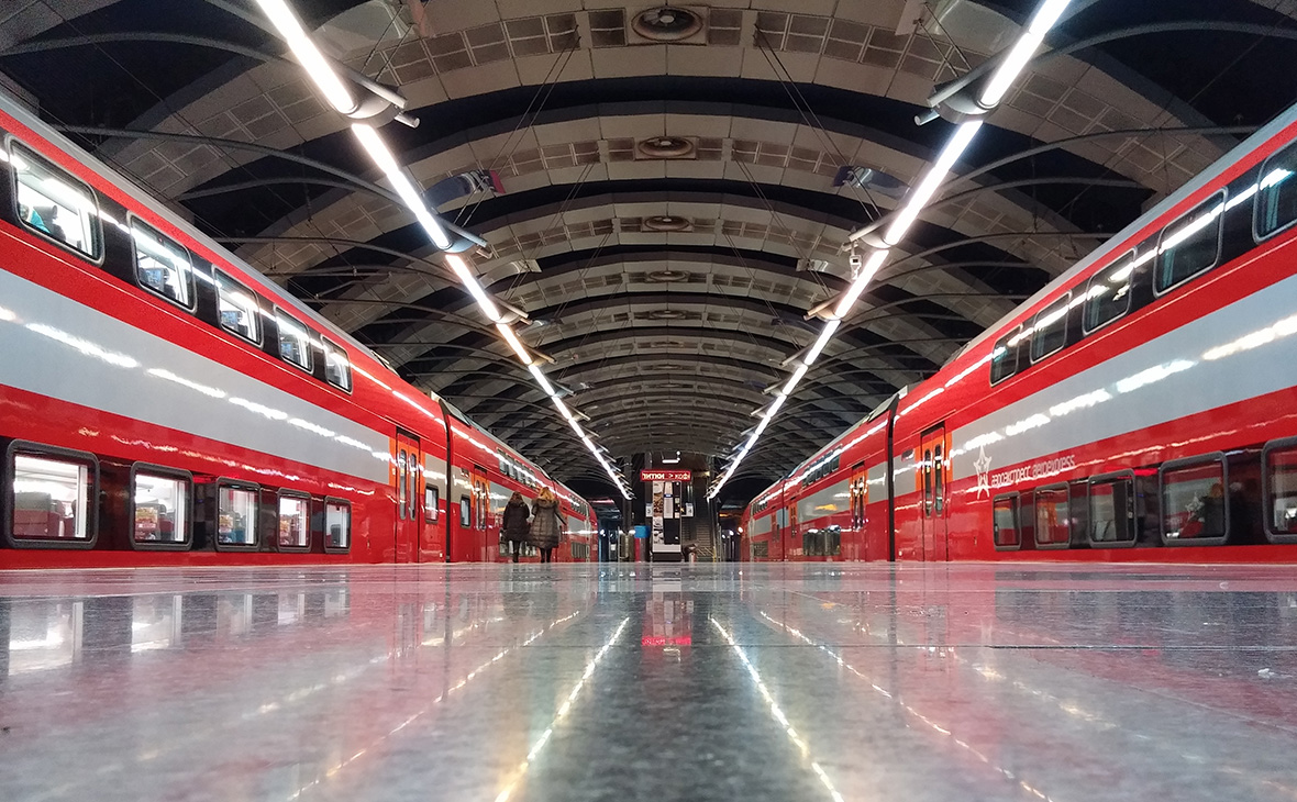 «Аэроэкспресс» привлек минимальную за 10 лет долю пассажиров в Москве