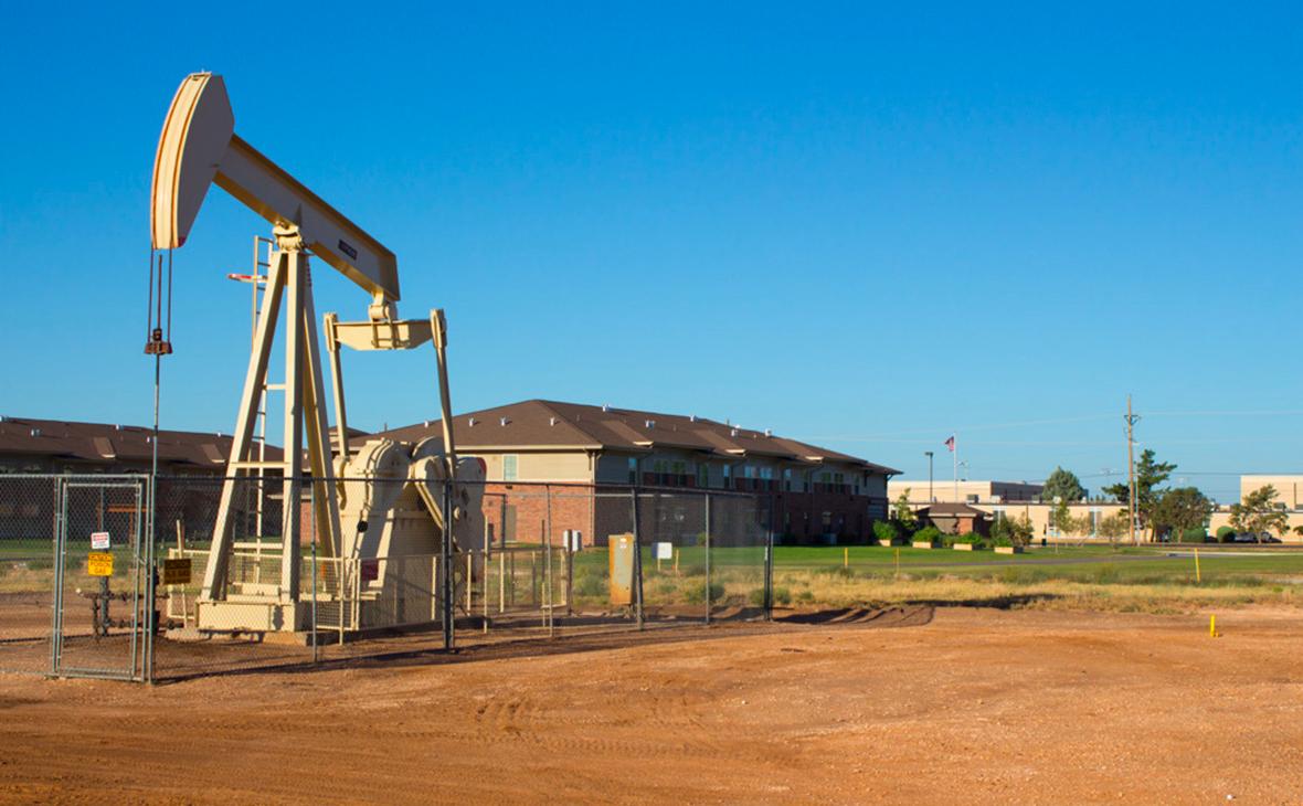 Станок-качалка компании Texland Petroleum LP