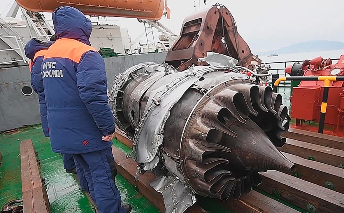 Адвокат сообщил об обращении в ЕСПЧ родных жертв крушения Ту-154 под Сочи