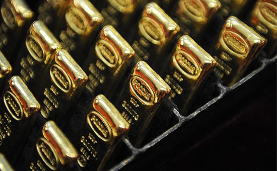 Запасы золота Банка России достигли рекорда с 2004 года