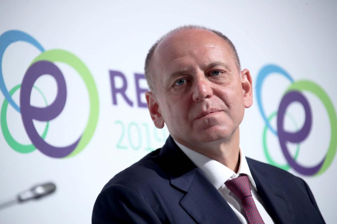 Дмитрий Пумпянский, президент Группы «Синара» и председатель совета директоров Трубной металлургической компании (ТМК)