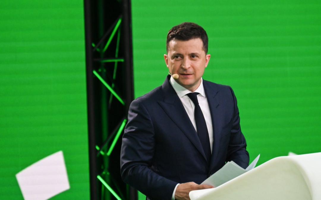 Фото: Владимир Зеленский (Global Look Press)